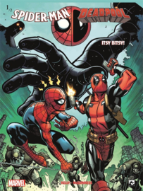 PRE-order - Spider-man vs Deadpool - Deel 3 - Itsy Bitsy - sc - 2021 - NIEUW!