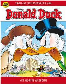 Donald Duck - Vrolijke stripverhalen  - Deel 42 - sc - 2021