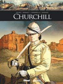 PRE-order - Zij schreven geschiedenis - Deel 15 - Churchill - hardcover - 2021 - Nieuw!