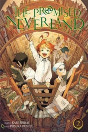 The Promised Neverland Vol 1 - sc - 2018