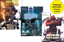 Batman - Curse of the white knight - Deel 3 + dossierschrift + specialuitgave: Freeze  - DC Blacklabel - 3xsc - 2021 - Nieuw!
