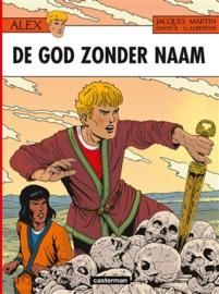 PRE-order - Alex - De God zonder naam - deel 39 - sc - 2020 - NIEUW!