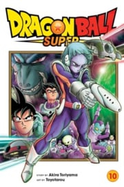 Dragon Ball Super, Vol. 10  - sc - 2020