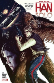 Star wars : Han Solo - engelstalig -  softcover