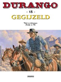 PRE-order - Durango - deel 18 - Gegijzeld  - hc  - 2021 - Nieuw!