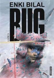 PRE-order - BUG - Deel 3 - Enki Bilal - hardcover - 2021 - Nieuw!
