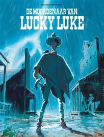 Lucky Luke - De moordenaar van Lucky Luke - Hommage Album - sc - 2016