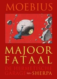 Moebius - Majoor Fataal - De hermetische garage - Hardcover - 2021 - NIEUW!