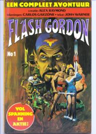 Flash Gordon  -  deel 1 - sc - 1979