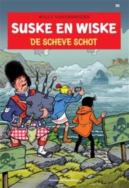 Suske en Wiske  - De scheve Schot - deel 355 - sc - NIEUW!