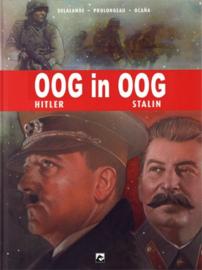 PRE-order - Oog in oog 1 - Hitler versus Stalin  - hc - 2020 - NIEUW!