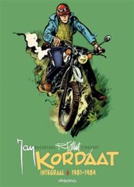 Jan Kordaat 1981/1984 - Integraal - deel 6 - hc - 2021