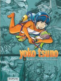Yoko tsuno -  Robots van hier en elders  - Integraal - deel 6 - hc - 2019