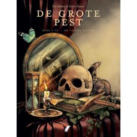 De grote Pest - Deel 1 - de vierde Ruiter - hardcover - 2021 - Nieuw!
