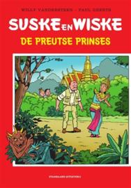 Suske en Wiske  - De preutse Prinses - hommage reeks deel 4 - sc - 2020 -  NIEUW!