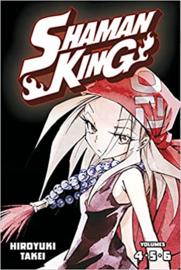 Shaman King - omnibus delen 4 t/m 6  gebundeld - 3xsc - 2021