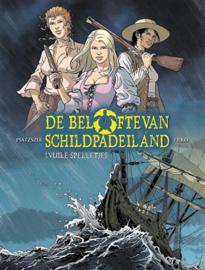 De belofte van Schildpadeiland - Deel 1 - Vuile Spelletjes - hc - 2021 - Nieuw!