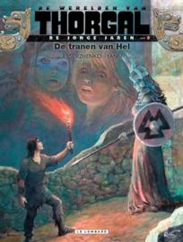 Thorgal, jonge jaren 09. de tranen van Hel - sc - 2021 - NIEUW!