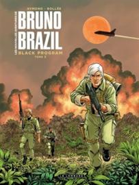Bruno Brazil, nieuwe avonturen 01. Black Program  2/2 - sc - 2020 - NIEUW!