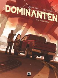 PRE-order - Dominanten - De Hoofdstam - deel 1 - sc - 2021 - NIEUW!