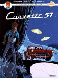 PRE-order - Brian Bones - Corvette 57  - deel 3 - sc - 2021 - Nieuw!