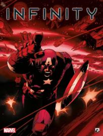 PRE-order - Marvel New Avengers - Infinity - deel 3 - sc - 2021 - NIEUW!