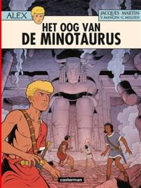 PRE-order - Alex - Deel 40 - Het oog van de Minotaurus - sc - 2021 - Nieuw!