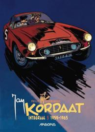 Jan Kordaat 1959/1965 - Integraal - deel 5 - hc - 2020