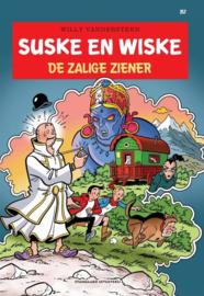 Suske en Wiske - De zalige Ziener - deel 357 - sc - 2021 - NIEUW!