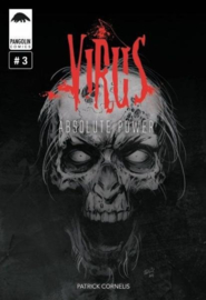 PRE-order - Virus - deel 3 - Absolute Power - hc - 2021 - NIEUW!