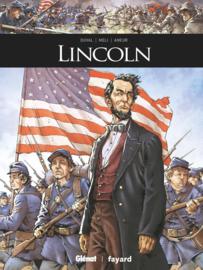 PRE-order - Zij schreven geschiedenis - Lincoln - Deel 14 - hardcover - 2021 - Nieuw!
