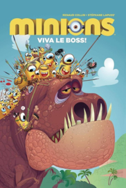 PRE-order - Minions - Viva Le Boss - deel 03 - sc - herdruk - 2021 - Nieuw!