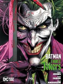 Batman Three Jokers A - deel 1/3  - DC Blacklabel - sc - 2021 - NIEUW!