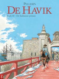 Havik, De - De Indiaanse prinses - deel 10 - hc - 2021 - NIEUW!