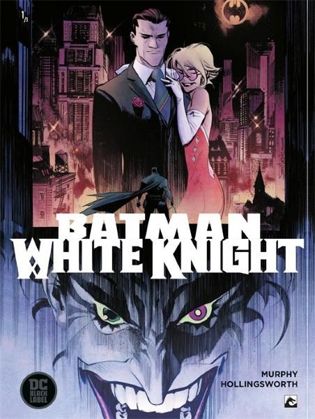 Batman White Knight  - deel 1/3  - DC Blacklabel - sc - 2020