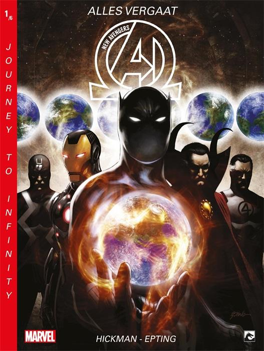 Marvel New Avengers - Journey Infinity -  deel 1 Alles vergaat - sc - 2020 - NIEUW!