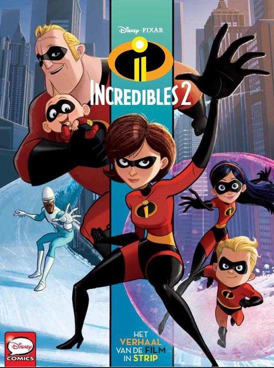 Incredibles 2 - het verhaal van de film - deel 2 - sc - 2018