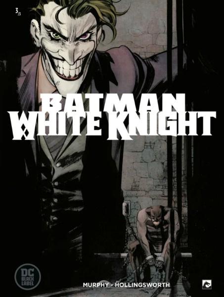 Batman White Knight  - deel 3/3  - DC Blacklabel - sc - 2020