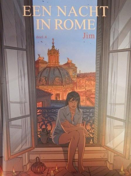 Een nacht in Rome - Jim - deel 4 - hc - 2021 - NIEUW!