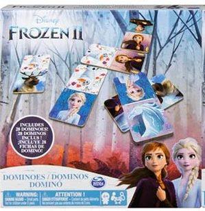 Disney Frozen 2 -  Dominospel -   4+