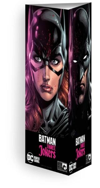 Batman- Three Jokers  Premiumpack - delen 1 en 2 (+ totem en artprint) - DC Blacklabel - sc - 2021 - NIEUW!