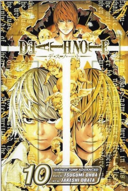 Death Note - Volume 10 - sc - 2021