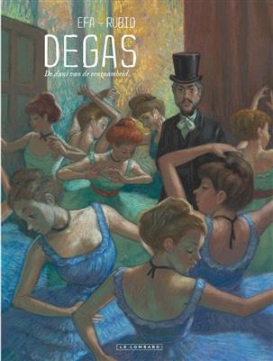 PRE-order - Degas - hc - 2021 - Nieuw!