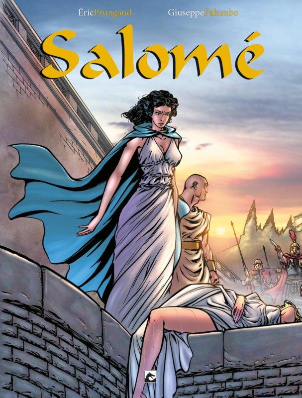 Salomé  - hc - 2021 - NIEUW!