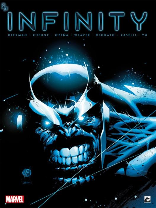 PRE-order - Marvel New Avengers -  Infinity -  deel 2  - sc - 2021 - NIEUW!
