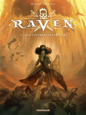 PRE-order - Raven - Deel 2 - Helse Contreien -  hc - 2021 - NIEUW!
