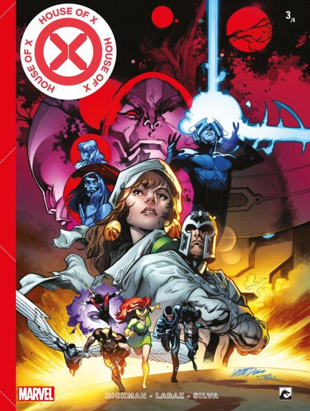 PRE-order - House of X - Deel 3 - Marvel - sc - 2021 - Nieuw!