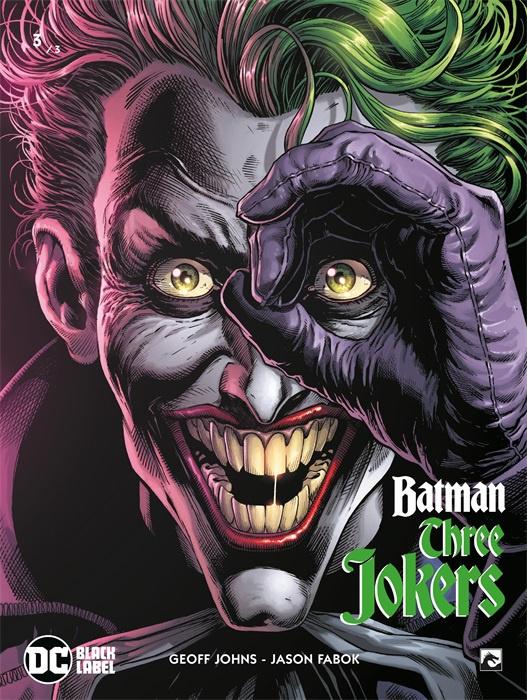 PRE-order - Batman Three Jokers - deel 3/3  - DC Blacklabel - sc - 2021 - NIEUW!