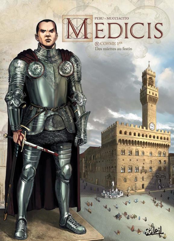 PRE-order - Medicis - Deel 4 - Cosimo I: van kruimels tot festijn - softcover - 2021 - Nieuw!