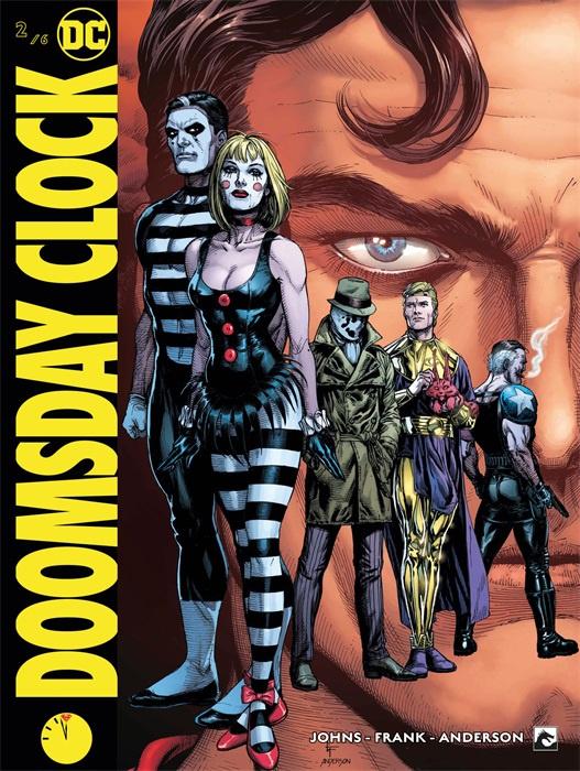 PRE-order - Doomsday Clock - deel 2  - DC label - sc - 2021 - NIEUW!